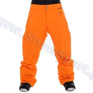 Odzież zimowa > Spodnie - Spodnie DC Banshee Orange 2013