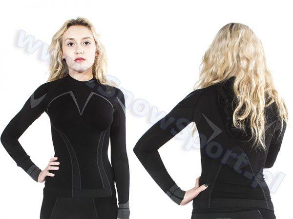 Odzież zimowa > Bielizna termoaktywna - Bluza Gatta Active Thermo Plus Jolly Black Grey Grey