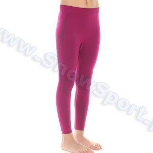 Odzież zimowa > Bielizna termoaktywna - Spodnie Dziewczęce Termoaktywne BRUBECK KIDS THERMO BERRY (LE10780)