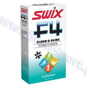 Akcesoria > Smary i narzędzia - Preparat nadający poślizg Swix Clean & Glide Pack F4-70C 70ml 2017