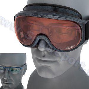 Akcesoria > Gogle - Gogle Carrera Pro Optic Super Rosa Black Shy OTG Collection