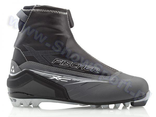 Narciarstwo > Narty biegowe - Buty Fischer XC Comfort Silver 2014