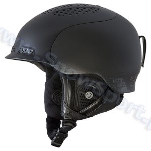 Akcesoria > Kaski - Kask z systemem audio K2 Diversion Black 2016