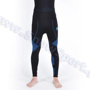 Odzież zimowa > Bielizna termoaktywna - Spodnie Gatta Active Thermo Plus Midi Black Light Navy