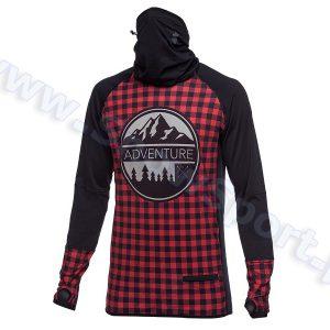 Odzież zimowa > Bielizna termoaktywna - Bluza termoaktywna Majesty Surface Lumberjack 2017