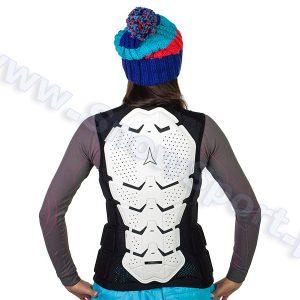 Akcesoria > Ochraniacze - Kamizelka ochronna Atomic Live Shield Max Vest Women 2012