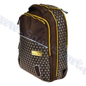 Torby i plecaki > Torby podróżne - Torba na kółkach Plecak 2w1 Nordica AM Trolley Bag Brown Gold 2016