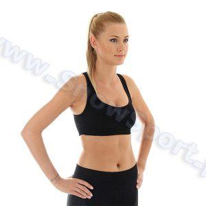 Odzież zimowa > Bielizna termoaktywna - Top Termoaktywny Damski BRUBECK Fit Balance Black 1402