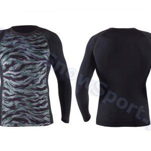 Odzież zimowa > Bielizna termoaktywna - Bluza termoaktywna Majesty Shelter Tigercamo 2017