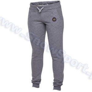 Odzież zimowa > Spodnie - Spodnie dresowe damskie Majesty Highland sweatpants grey 2017
