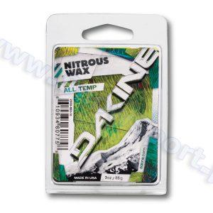 Akcesoria > Smary i narzędzia - Wosk Dakine Nitrous Wax 85 g. 2012