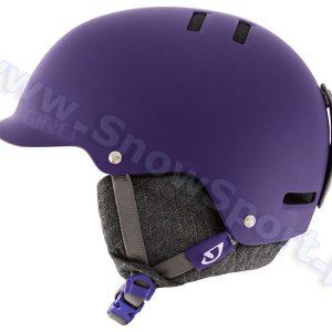 Akcesoria > Kaski - Kask Giro Surface S Matte Purple 2016