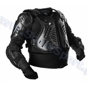 Akcesoria > Ochraniacze - Zbroja z ochraniaczem na kręgosłup X-Factor Total Street