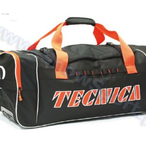 Torby i plecaki > Torby podróżne - Torba Tecnica Team Travel Bag black orange 2016