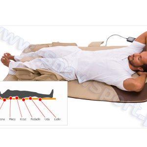 Akcesoria > Inne - Materac do masażu sportowego ST-LIFE 608