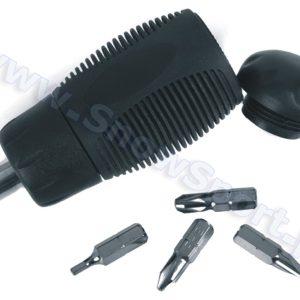 Akcesoria > Smary i narzędzia - Klucz snowboardowy Elfgen Black Tool 2012