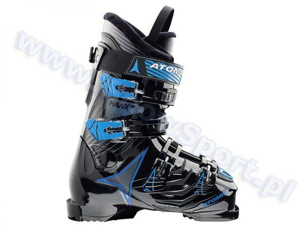Narciarstwo > Buty narciarskie - Buty Atomic Hawx 1.0 80 Black Blue 2016
