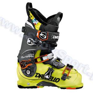 Narciarstwo > Buty narciarskie - Buty Dalbello Panterra 120 Acid Green / Anthracite 2017