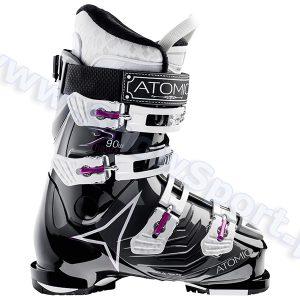 Narciarstwo > Buty narciarskie - Buty Atomic Hawx 1.0 90 W Black Anthracite 2017