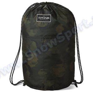 Torby i plecaki > Torby podróżne - Torba plażowa Dakine Stashable Cinchpack 19L Marker Camo 2015
