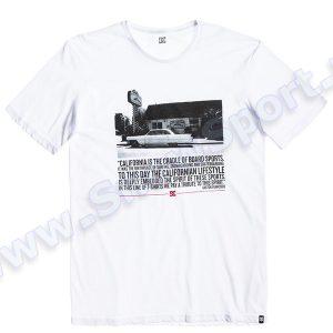 Lifestyle > T-shirty - Koszulka DC Cruzer SS M TEES WBB0