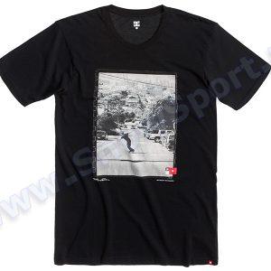 Lifestyle > T-shirty - Koszulka DC model SF MILLER Black