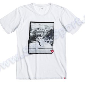 Lifestyle > T-shirty - Koszulka DC model SF MILLER White