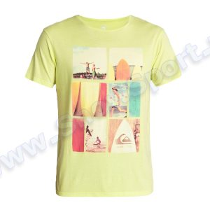 Lifestyle > T-shirty - Koszulka Quiksilver Nomad Organic Tee L13 GCK0